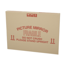 picture mirror box